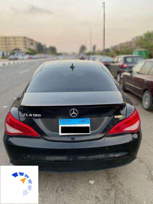Mercedes - CLA 180 - 2014
