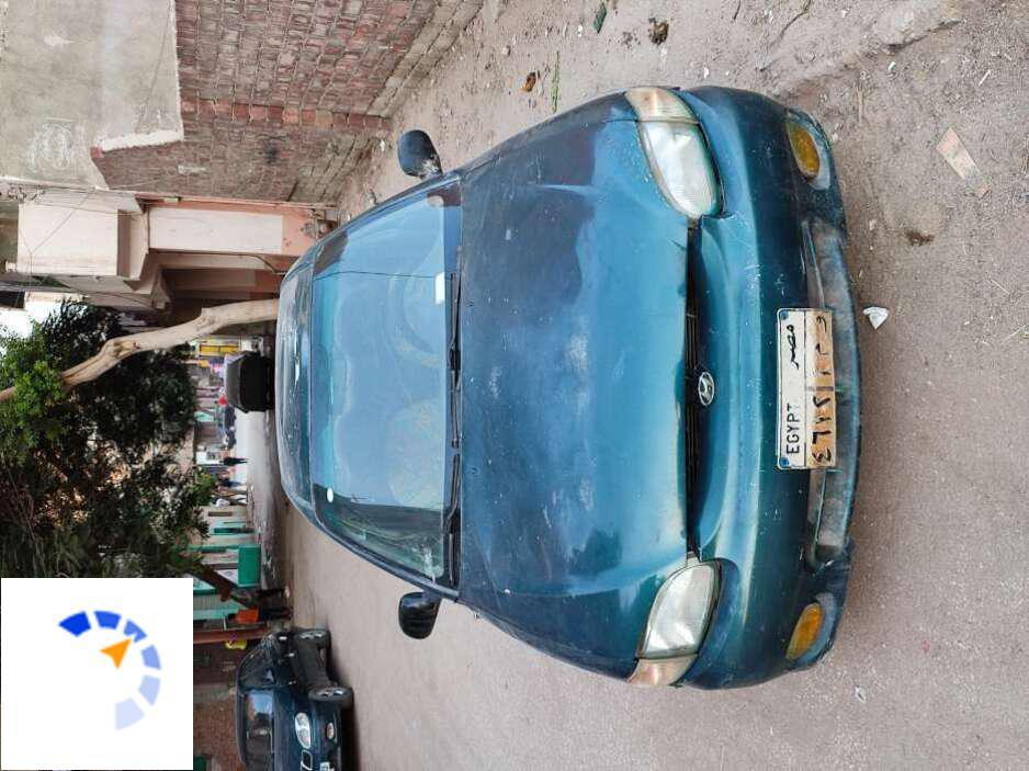 Hyundai - Accent - 1999
