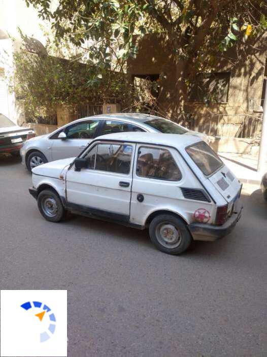 Fiat - 126 - 1992