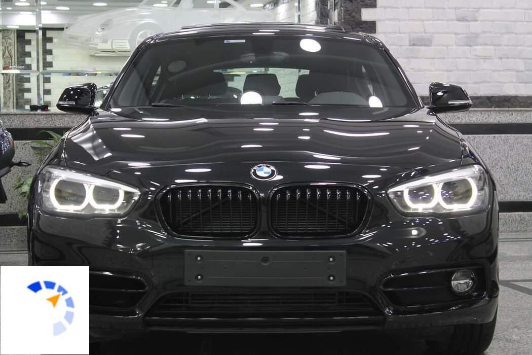 BMW - 118i - 2019
