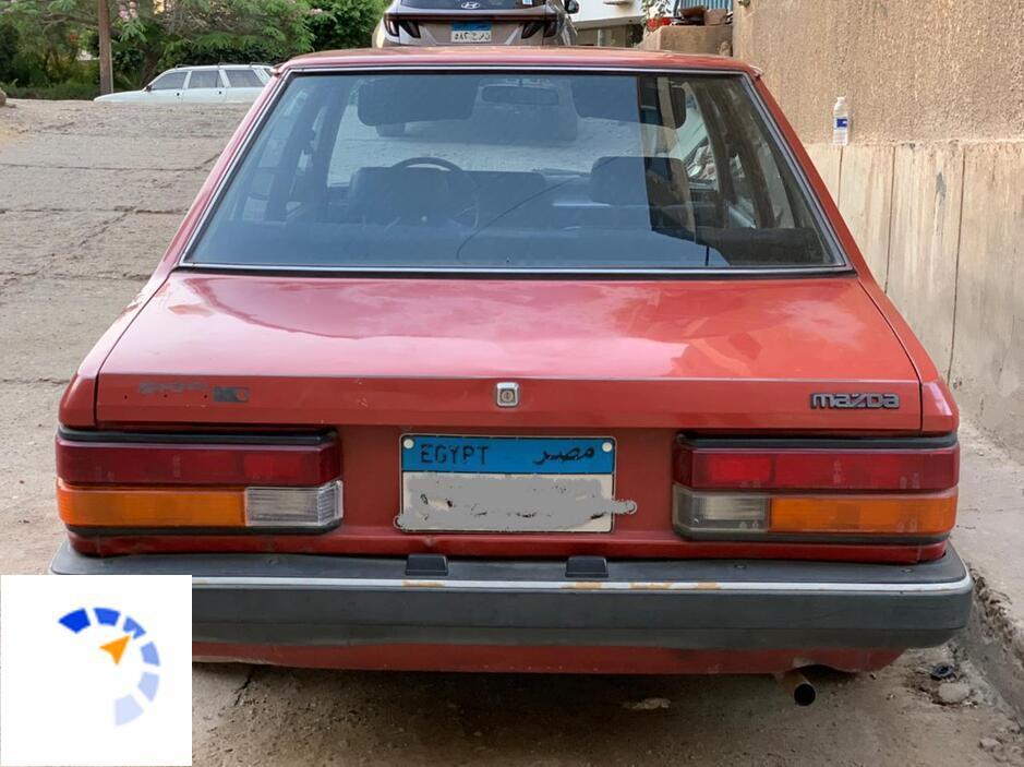 Mazda - 323 - 1981