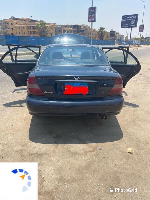 Hyundai - Sonata - 1998