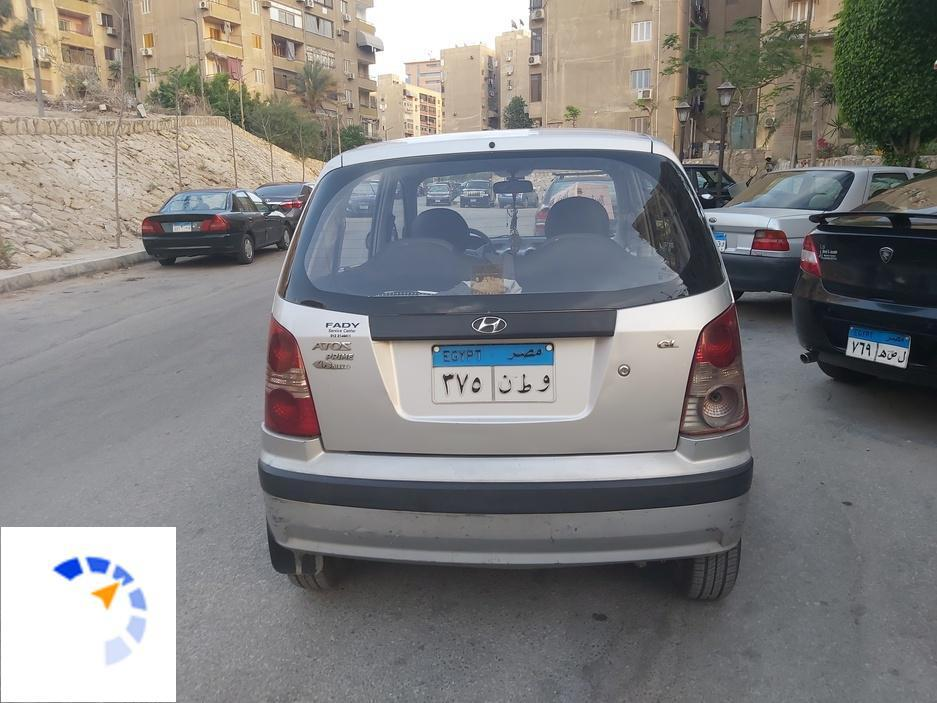 Hyundai - Atos - 2010