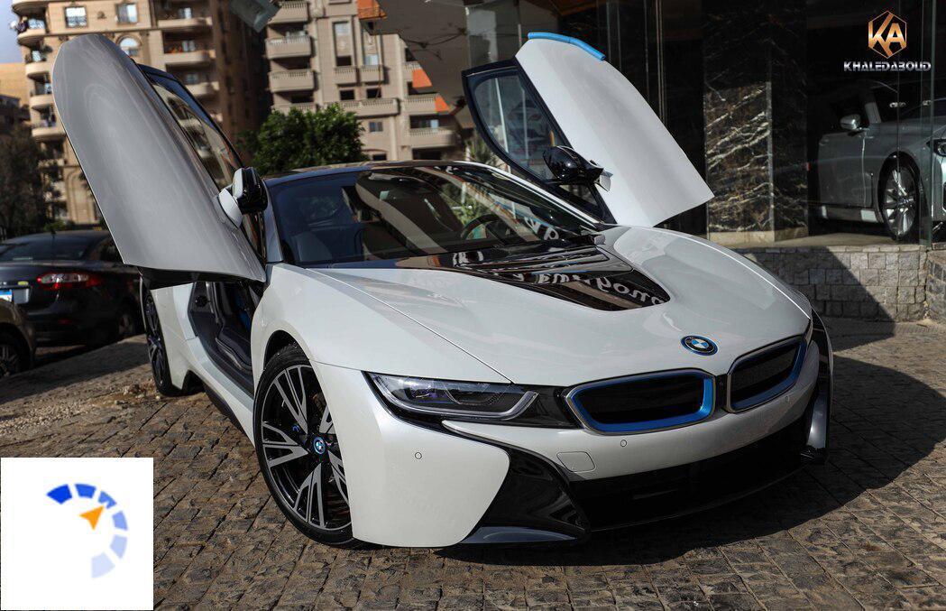 BMW - i8 - 2020