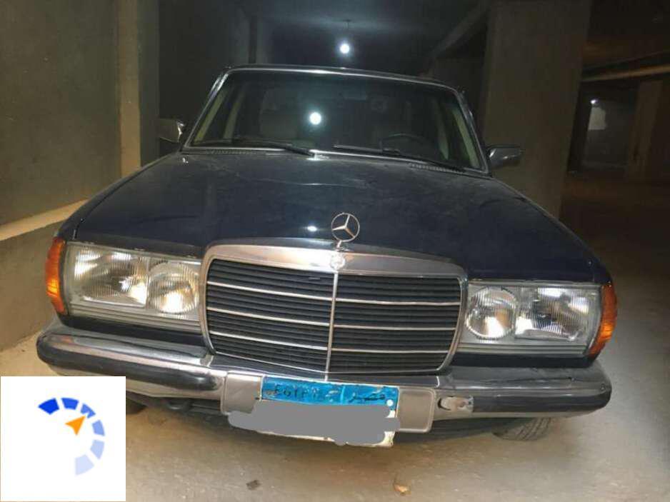 Mercedes - E200 - 1984