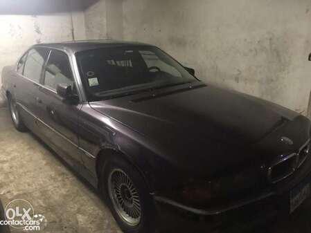 BMW 740 1997