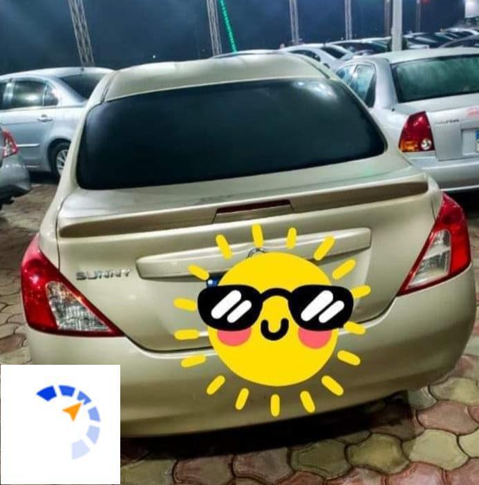 Nissan - Sunny - 2014
