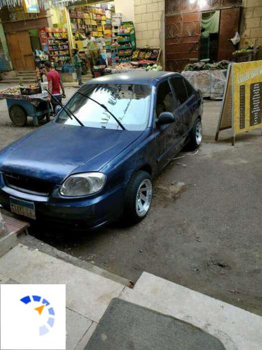 Hyundai - Viva - 2007