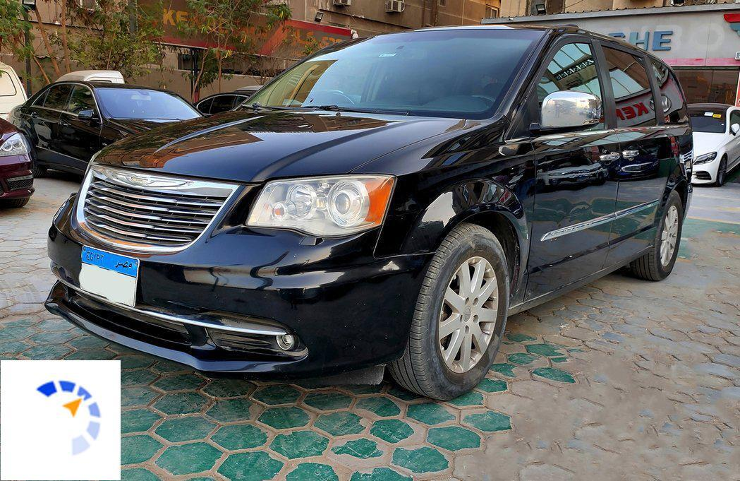 Chrysler - Town and country - 2012