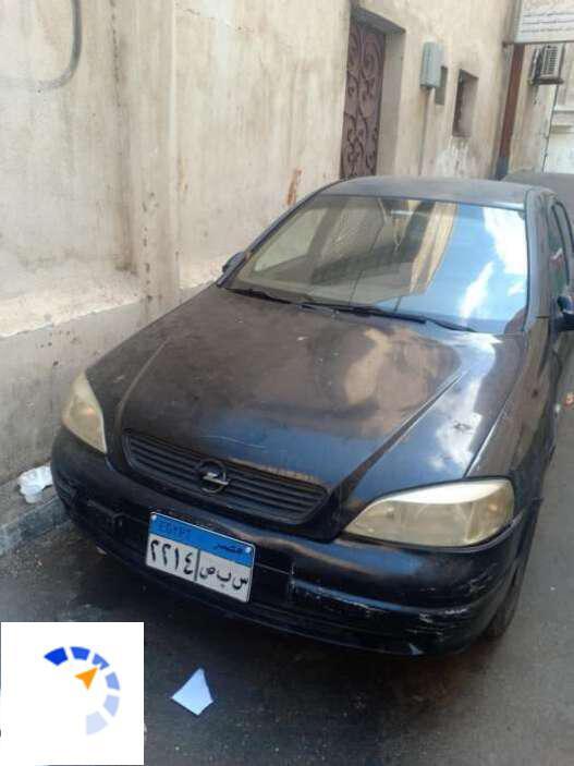 Opel - Astra - 2002