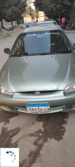 Hyundai - Accent - 2005