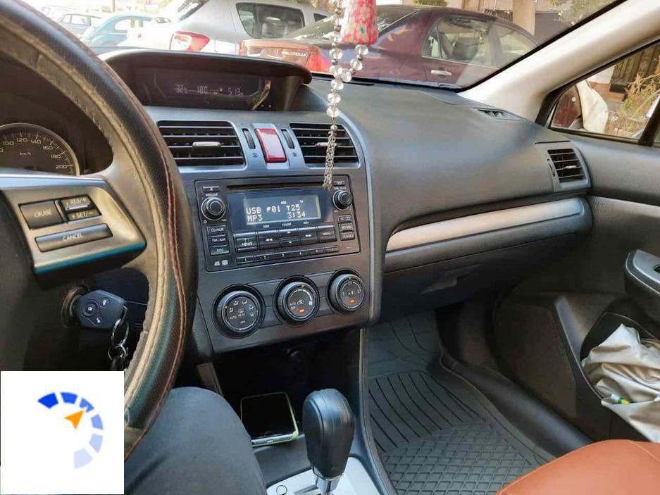 Subaru - Impreza - 2012