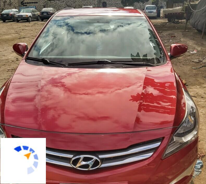 Hyundai - Solaris - 2016