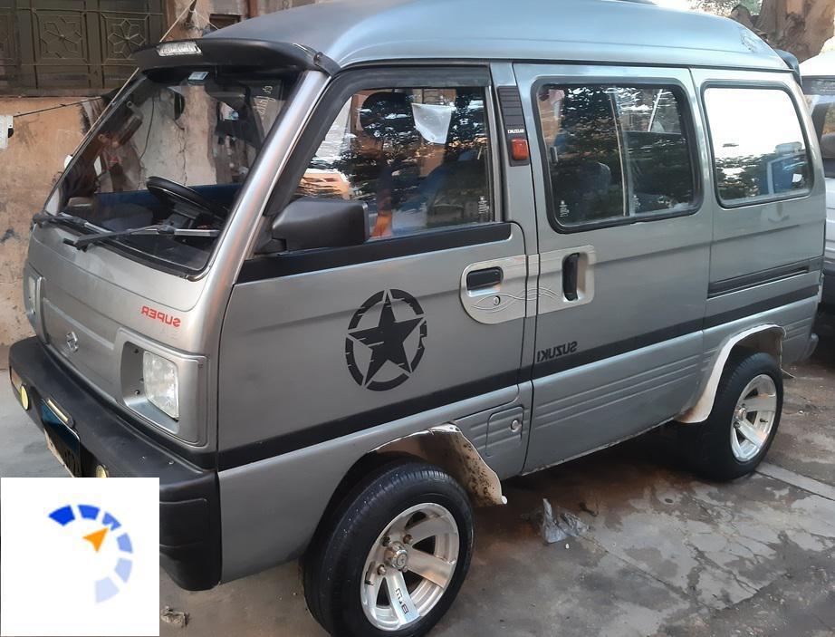 Suzuki - Van - 2013