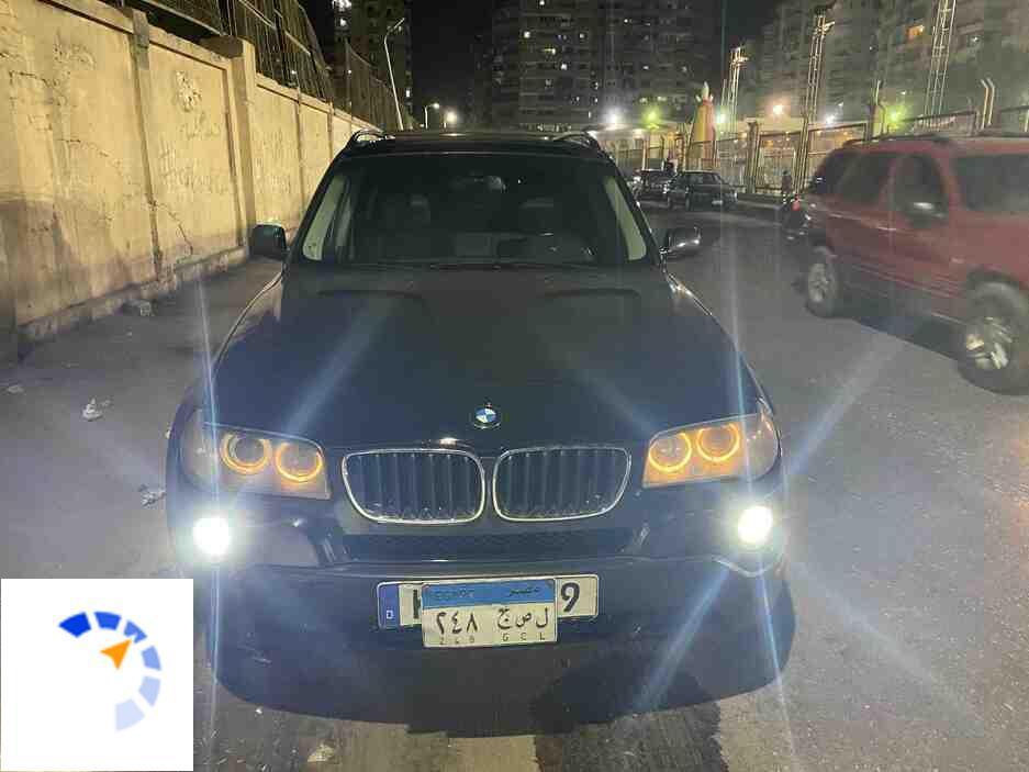 BMW - X3 - 2008