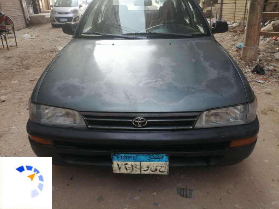 Toyota - Corolla - 1992