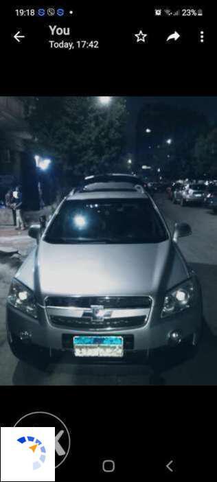 Chevrolet - Captiva - 2013