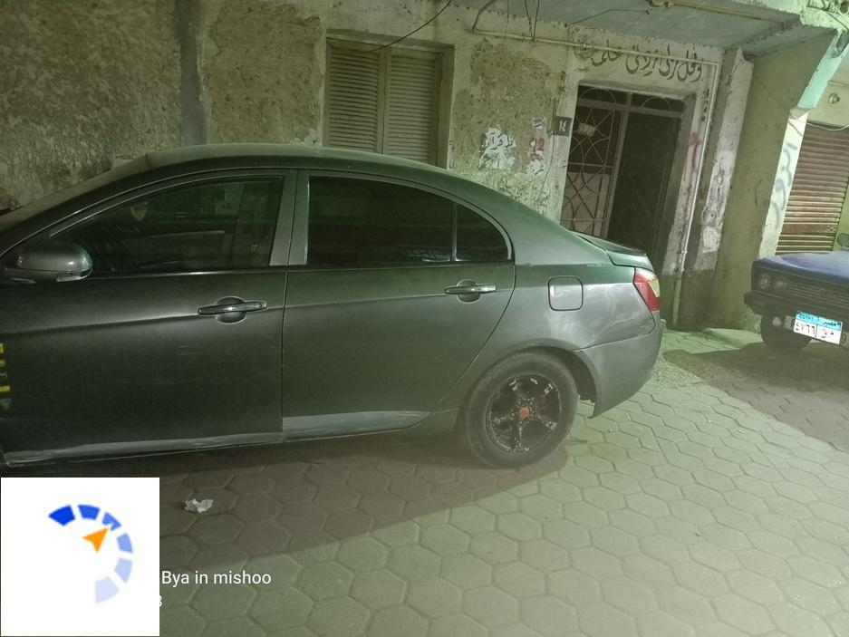Geely - Emgrand 7 - 2015