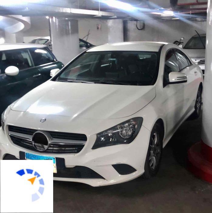 Mercedes - CLA 180 - 2015