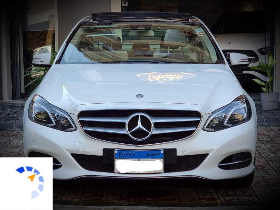 Mercedes - E 180 - 2016