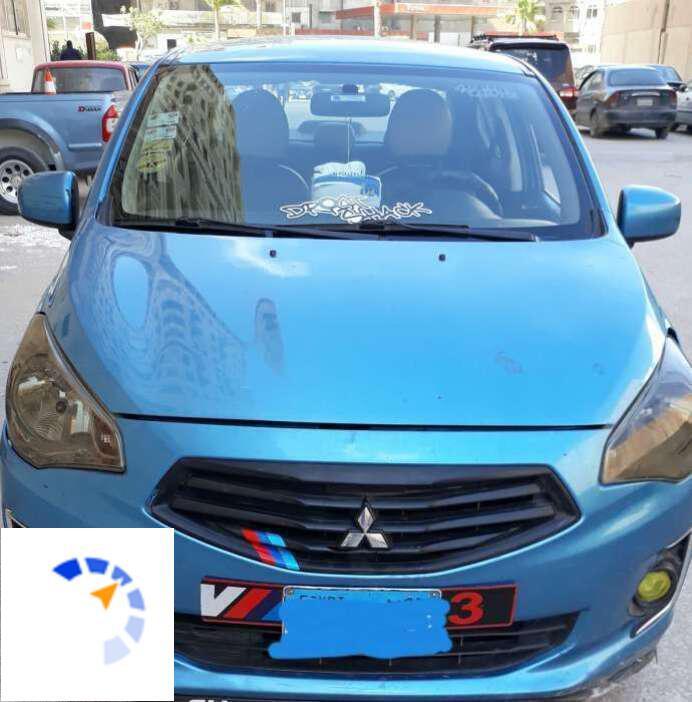 Mitsubishi - Attrage - 2014