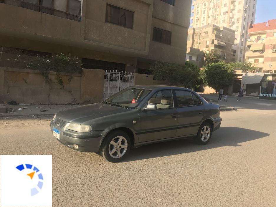 Peugeot - Samand - 2009