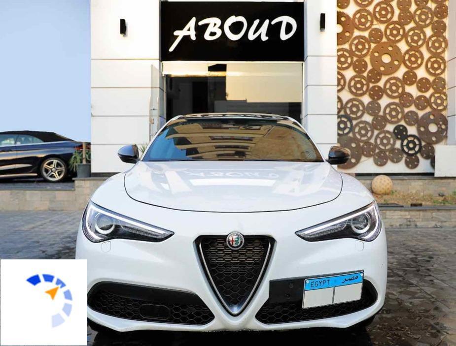 Alfa Romeo - Stelvio - 2020