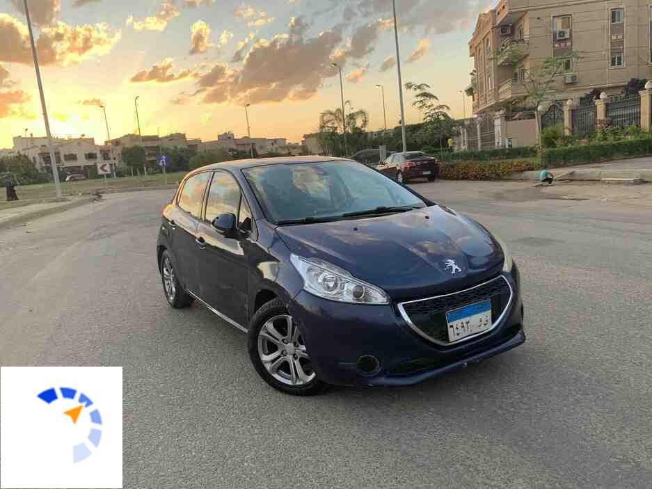 Peugeot - 208 - 2013