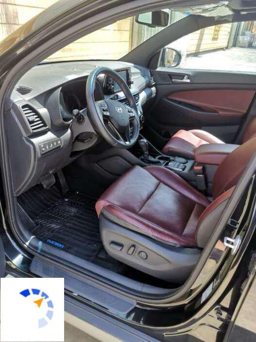 Hyundai - Tucson NX4e  - 2020