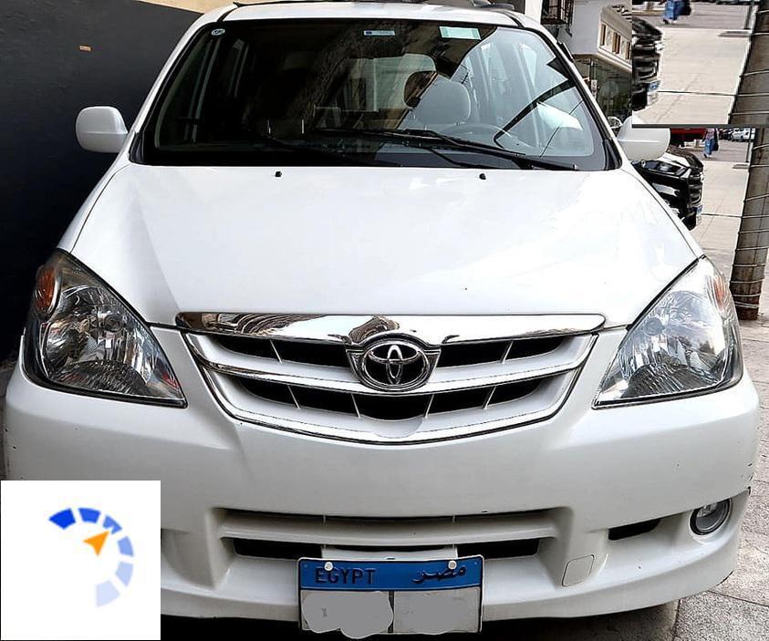 Toyota - Avanza - 2012