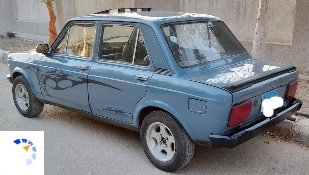 Fiat - 128 nova - 1988