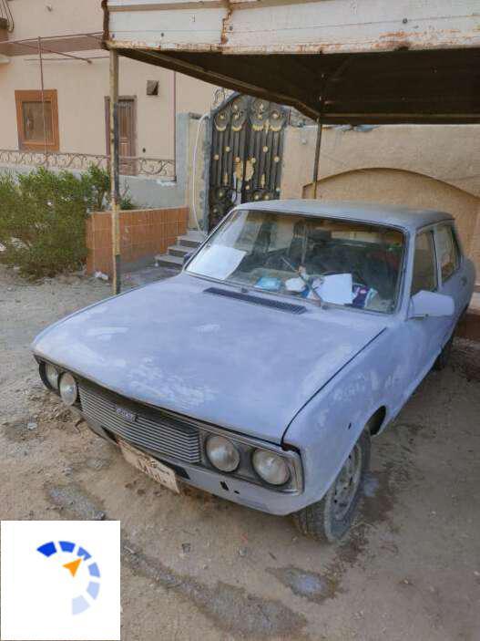 Fiat 132 1972