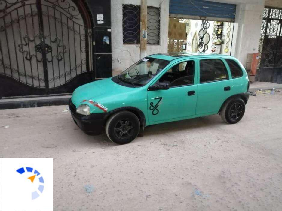 Opel - Corsa - 1995
