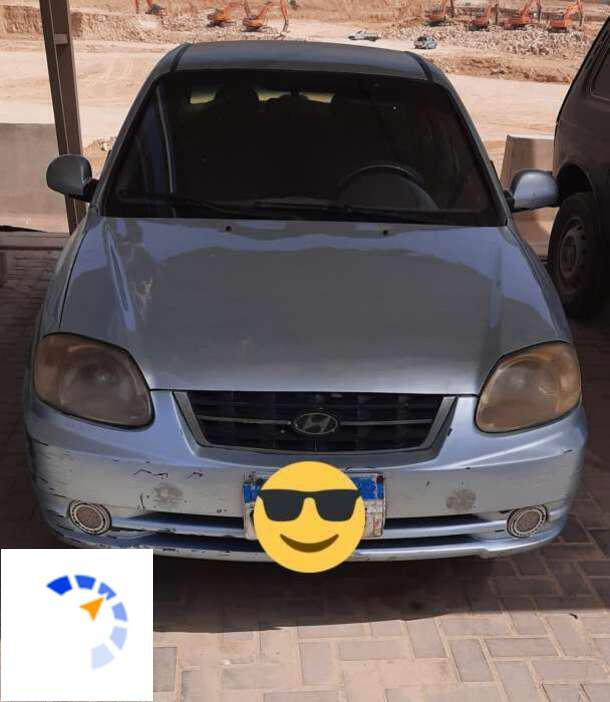 Hyundai - Verna - 2008