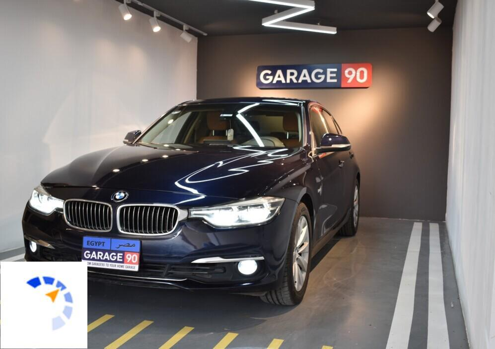 BMW - 318i - 2018