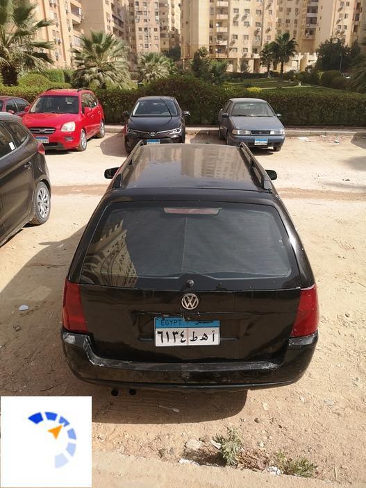 Volkswagen - Parati - 2004