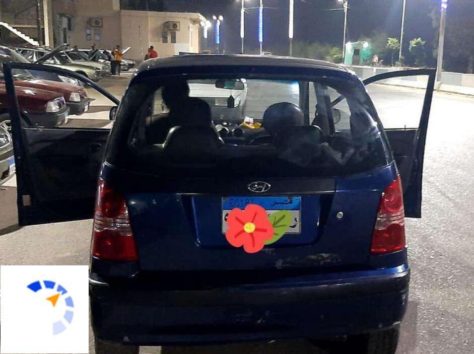 Hyundai Atos 2008
