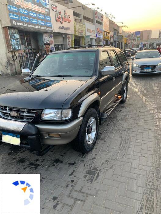 Chevrolet - Frontera - 2001