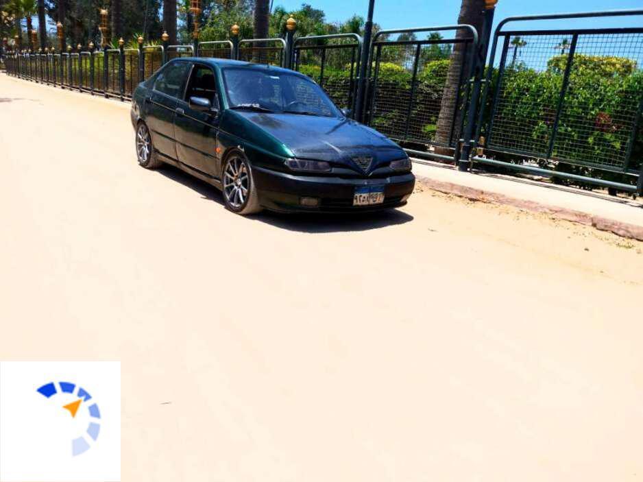 Alfa Romeo - 147 - 1996