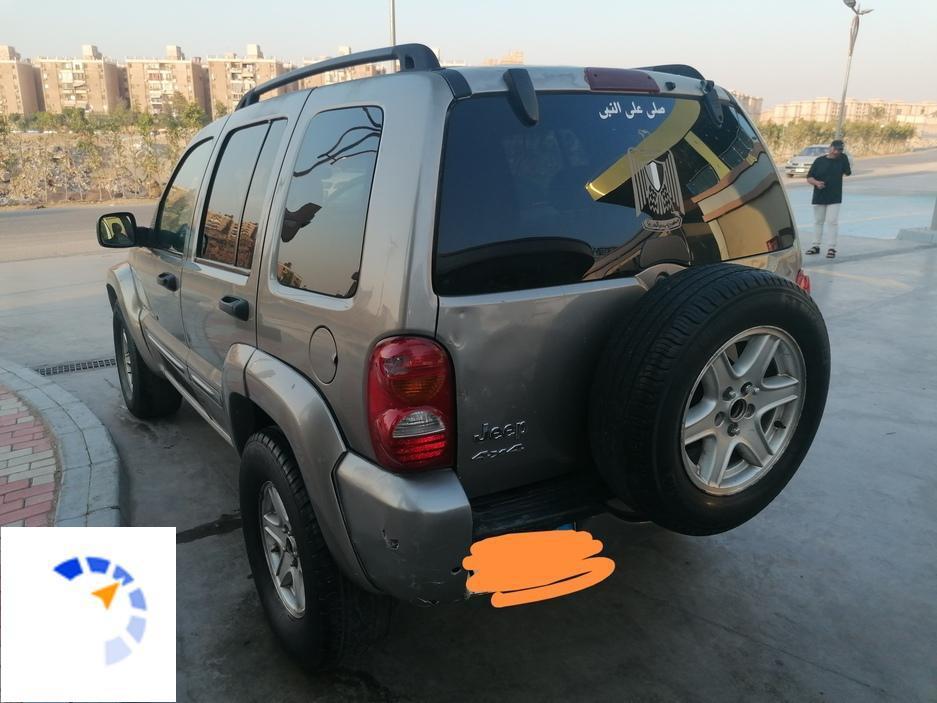 Jeep - Liberty  - 2002