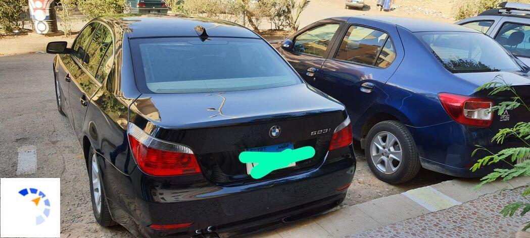 BMW - 523i - 2007