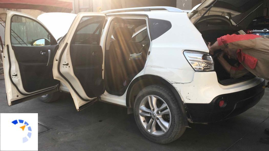 Nissan - Qashqai - 2013