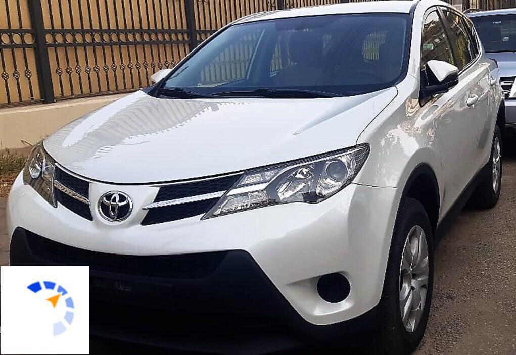 Toyota - Rav4 - 2015