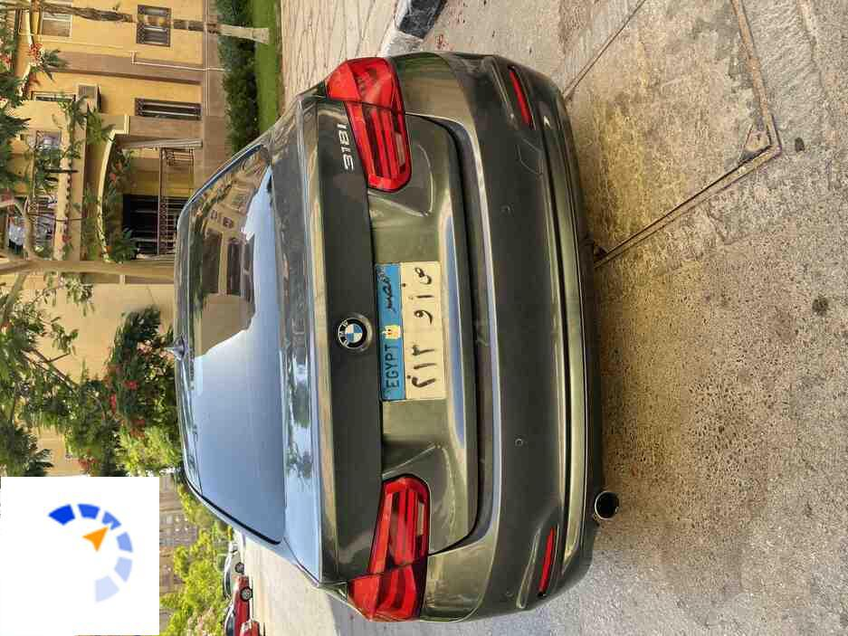BMW 318i 2017