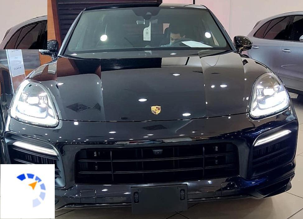 Porsche - Cayenne - 2021