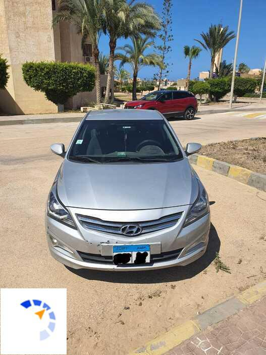 Hyundai - Solaris - 2017