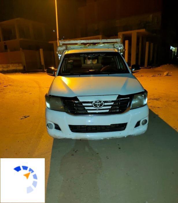 Toyota - Hilux - 2012