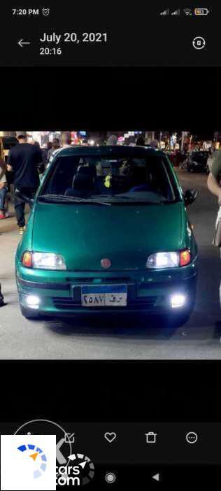 Fiat - Punto - 1995
