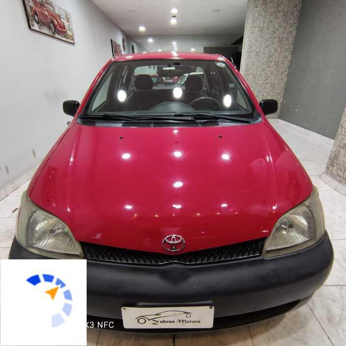 Toyota - Echo - 2000
