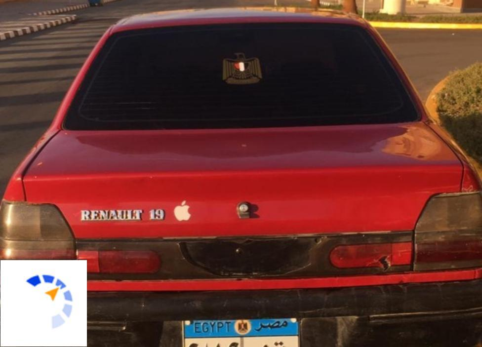 Renault - 19 - 1996